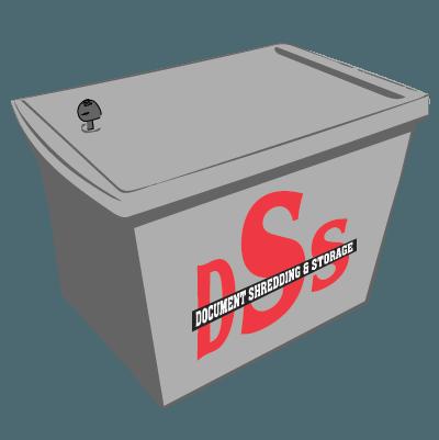 DSS Desk Shredding Console