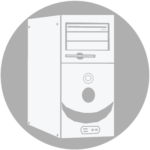 Computer Tower Icon