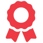 Red Price Ribbon Icon