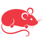 Red Mouse Icon