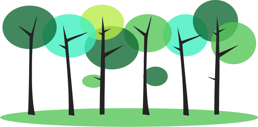 Graphic Representation of Trees