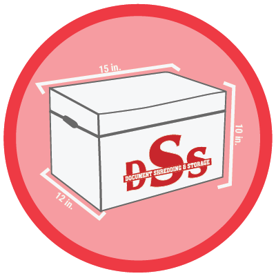 DSS Storage Box Dimensions