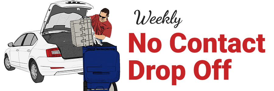 Friday Drop Off